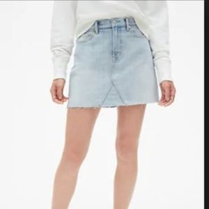 The Limited Jeans skirt